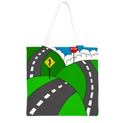 Hit the road Grocery Light Tote Bag