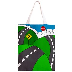Hit the road Classic Light Tote Bag
