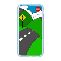Hit the road Apple Seamless iPhone 6/6S Case (Color)
