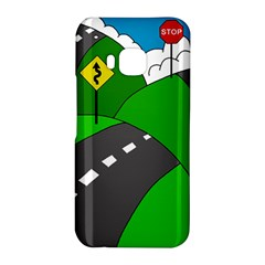 Hit the road HTC One M9 Hardshell Case