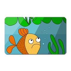 Are you lonesome tonight Magnet (Rectangular)