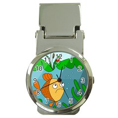 Are you lonesome tonight Money Clip Watches