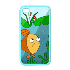 Are you lonesome tonight Apple iPhone 4 Case (Color)