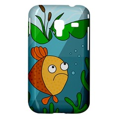 Are you lonesome tonight Samsung Galaxy Ace Plus S7500 Hardshell Case