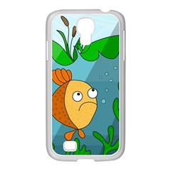 Are you lonesome tonight Samsung GALAXY S4 I9500/ I9505 Case (White)