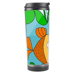 Are you lonesome tonight Travel Tumbler