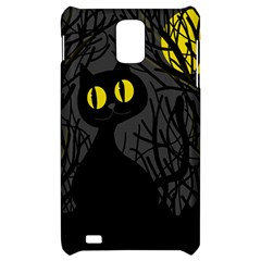 Black cat - Halloween Samsung Infuse 4G Hardshell Case