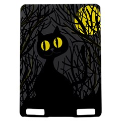 Black cat - Halloween Kindle Touch 3G