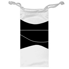Black and white Jewelry Bags