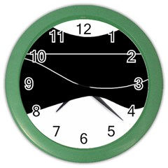 Black and white Color Wall Clocks