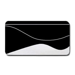 Black and white Medium Bar Mats