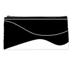 Black and white Pencil Cases