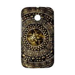 Gold Roman Shield Costume Motorola Moto E