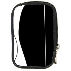 White and black 2 Compact Camera Cases