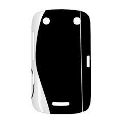 White and black 2 BlackBerry Curve 9380