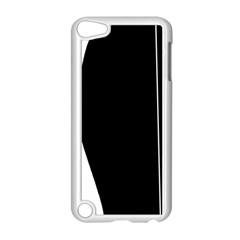 White and black 2 Apple iPod Touch 5 Case (White)