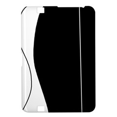 White and black 2 Kindle Fire HD 8.9