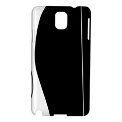 White and black 2 Samsung Galaxy Note 3 N9005 Hardshell Case