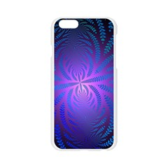 Background Brush Particles Wave 3 Apple Seamless iPhone 6/6S Case (Transparent)