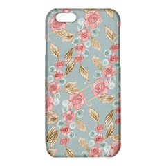 Background Page Template Floral 2 iPhone 6/6S TPU Case