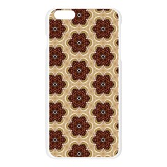 Background Wallpaper Pattern Apple Seamless iPhone 6 Plus/6S Plus Case (Transparent)