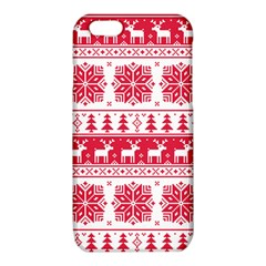 Christmas Pattern iPhone 6/6S TPU Case
