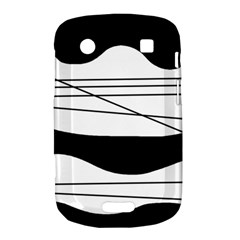 White and black waves Bold Touch 9900 9930