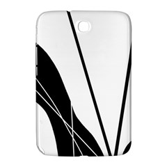 White and Black  Samsung Galaxy Note 8.0 N5100 Hardshell Case
