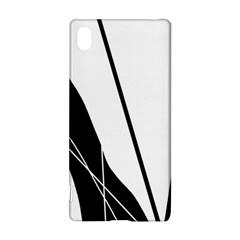 White and Black  Sony Xperia Z3+
