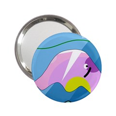 Under the sea 2.25  Handbag Mirrors