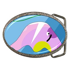 Under the sea Belt Buckles