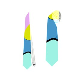 Under the sea Neckties (Two Side)