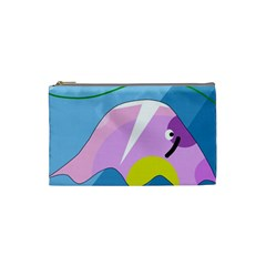 Under the sea Cosmetic Bag (Small)
