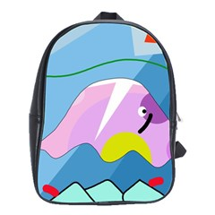 Under the sea School Bags(Large)