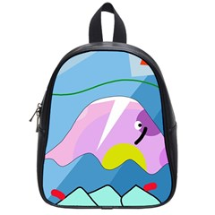 Under the sea School Bags (Small)