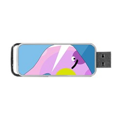 Under the sea Portable USB Flash (One Side)