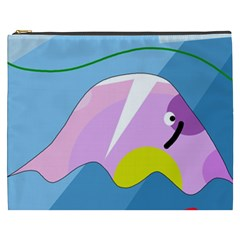 Under the sea Cosmetic Bag (XXXL)