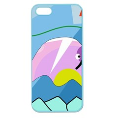 Under the sea Apple Seamless iPhone 5 Case (Color)