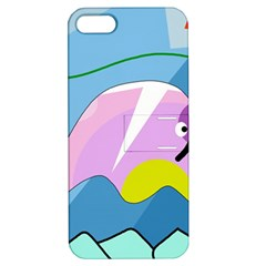 Under the sea Apple iPhone 5 Hardshell Case with Stand