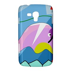 Under the sea Samsung Galaxy Duos I8262 Hardshell Case