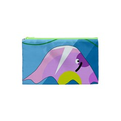 Under the sea Cosmetic Bag (XS)