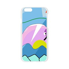Under the sea Apple Seamless iPhone 6/6S Case (Transparent)