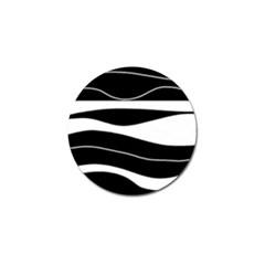 Black light Golf Ball Marker (4 pack)