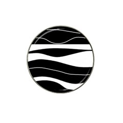 Black light Hat Clip Ball Marker (4 pack)