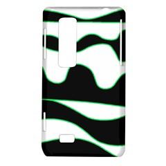 Green, white and black LG Optimus Thrill 4G P925