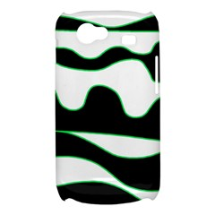 Green, white and black Samsung Galaxy Nexus S i9020 Hardshell Case