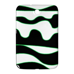 Green, white and black Samsung Galaxy Note 8.0 N5100 Hardshell Case