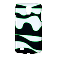 Green, white and black Galaxy S4 Active