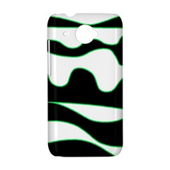Green, white and black HTC Desire 601 Hardshell Case
