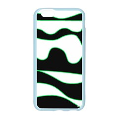 Green, white and black Apple Seamless iPhone 6/6S Case (Color)